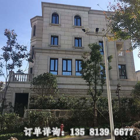 浙江工程案例(白麻别墅群)