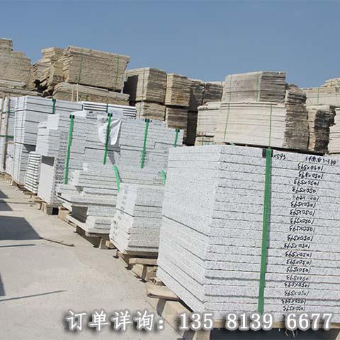湖北白麻厂家  白麻石材生产厂家